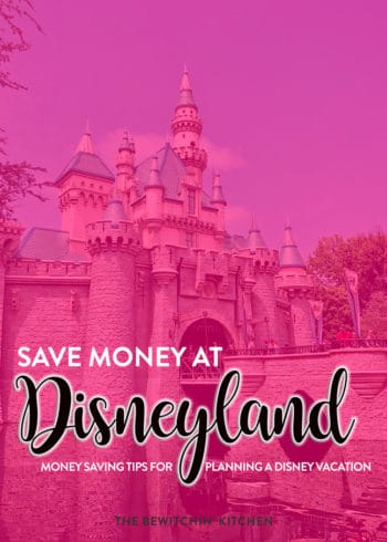 Planning a Disney vacation? Save money at Disneyland with these money saving tips from stroller rentals to hotels near Disneyland.