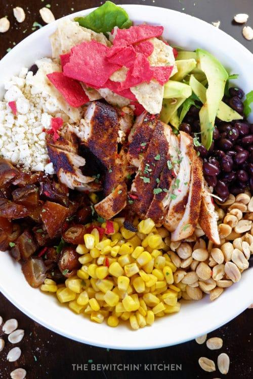 Southwestern Salad Bowl