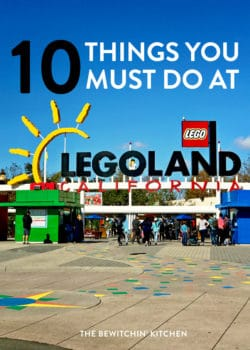 10 things you must do at Legoland California in Carlsbad!