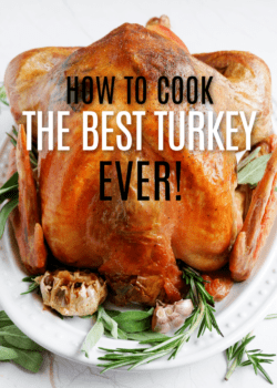 how to cook a turkey dinner