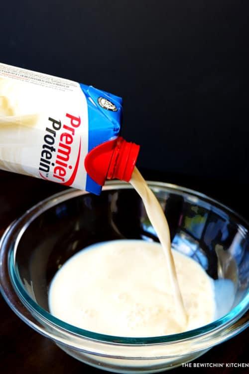 Premier Protein recipes