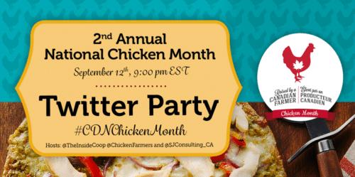 Chicken Twitter Party