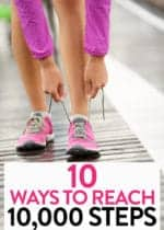 10 ways to reach 10,000 steps! Get active and lose weight with these Fitbit hacks!