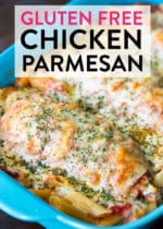 This healthy chicken recipe is ketogenic and gluten free! A delicious dinner that's cheesy, easy, and makes a great weeknight meal.
