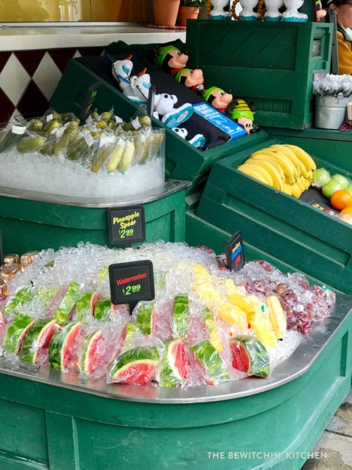 Eat Healthy at Disneyland