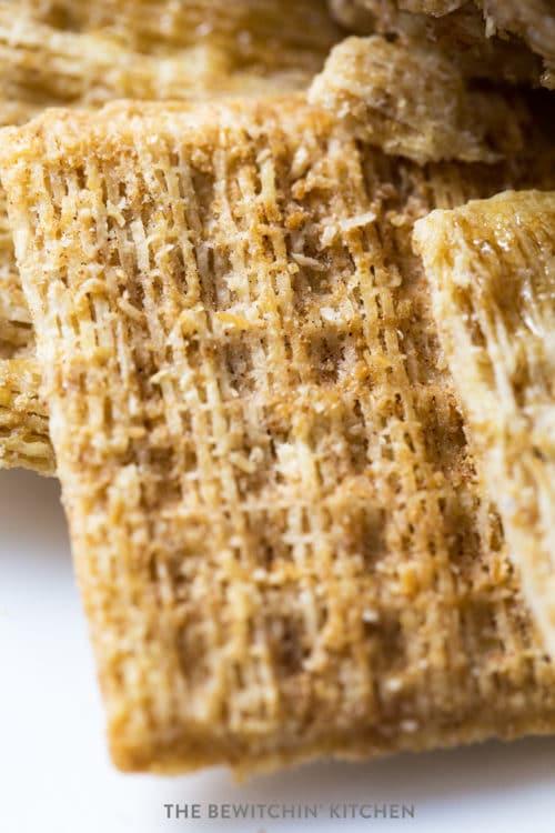 Triscuit Nutmeg Cinnamon