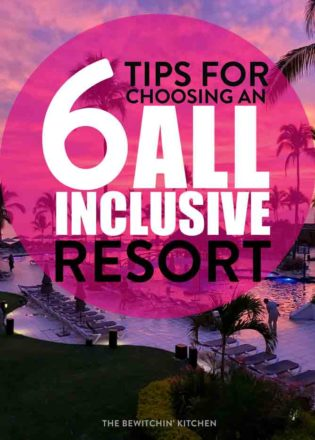Tips for choosing an all inclusive resort
