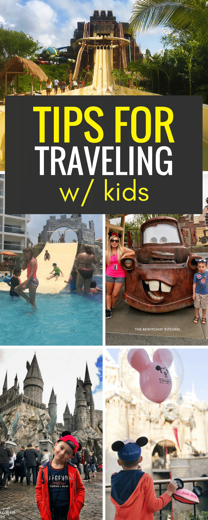 Awesome traveling with kids tips! Including the 4 Ps, why you need a wet bag, and more! Family travel and family vacation tips and tricks! #familytravel #familyvacations #travelingwithlittlekids #travelingwithkids