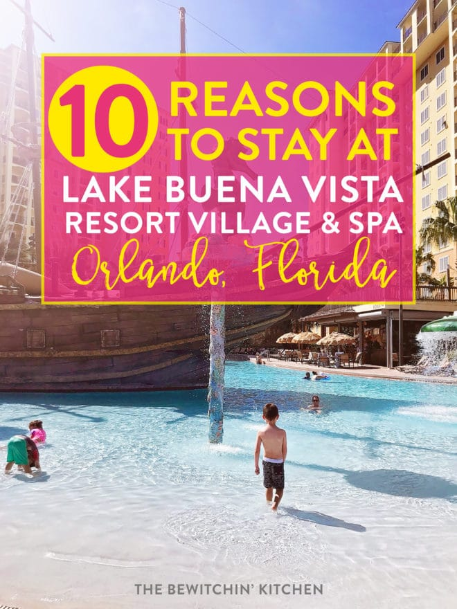 Reasons to stay at Lake Buena Vista Resort