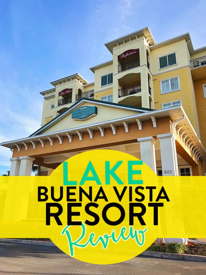 Lake Buena Vista Review.