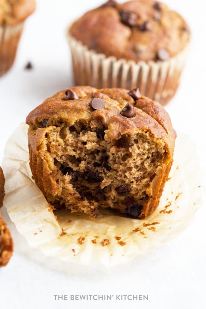 Moist gluten free muffin recipe