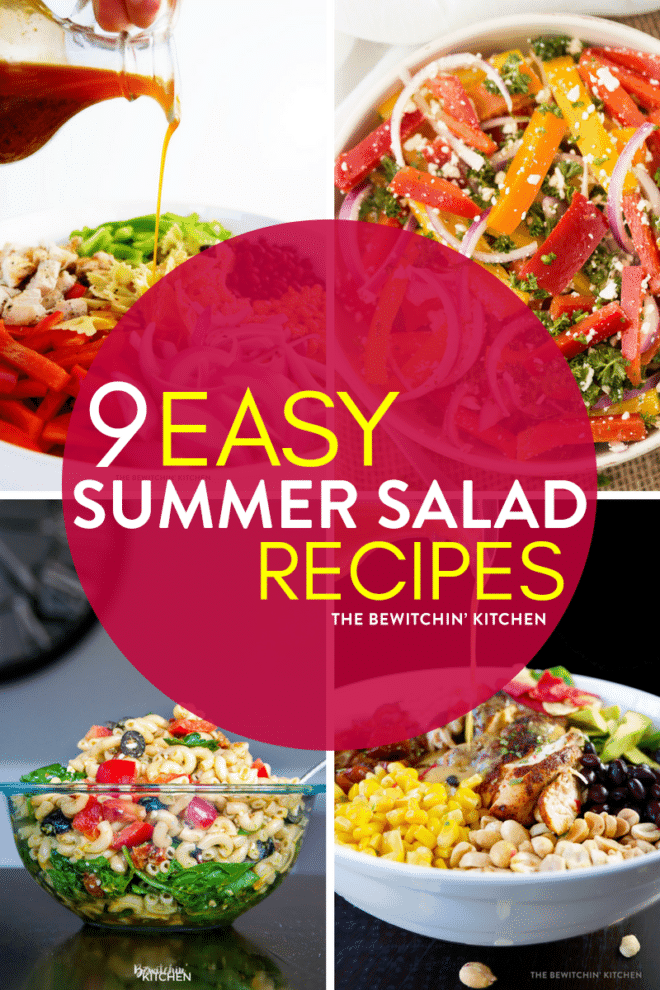 summer salads for bbqs