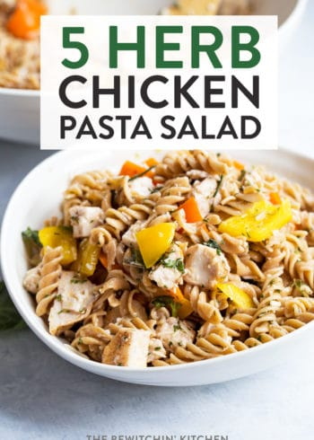 Cold chicken pasta salad recipe