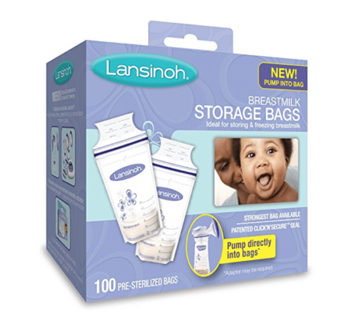 The best breastmilk bags