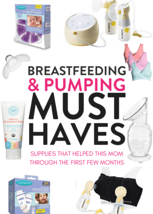 Breastfeeding must haves that make nursing and pumping easier