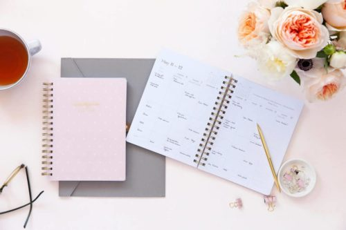Momagenda mom and day planner