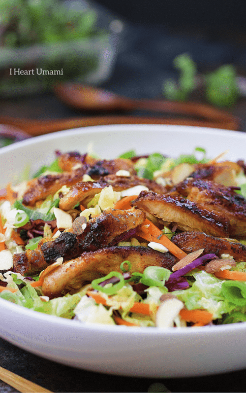 Whole30 Asian Chicken Salad