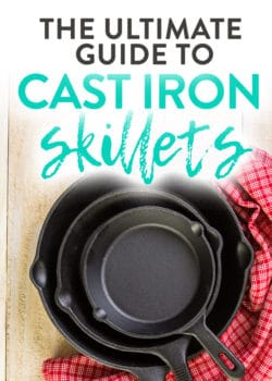 cast iron skillet guide