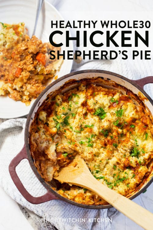 Chicken Shepherd's Pie Recipe