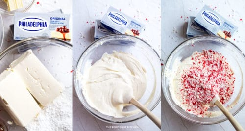 How to make gluten free peppermint cheesecake bars