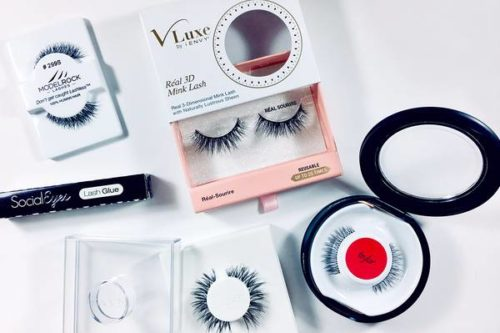 eyelash beauty box
