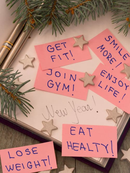 new years resolutions ideas