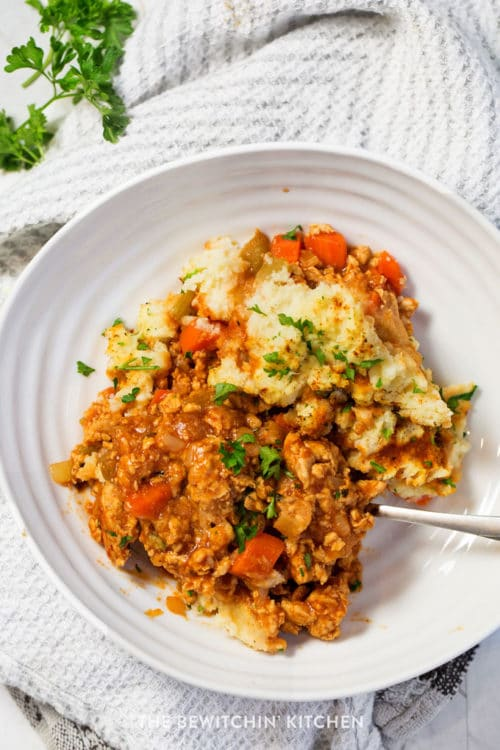 Whole30 cottage pie recipe