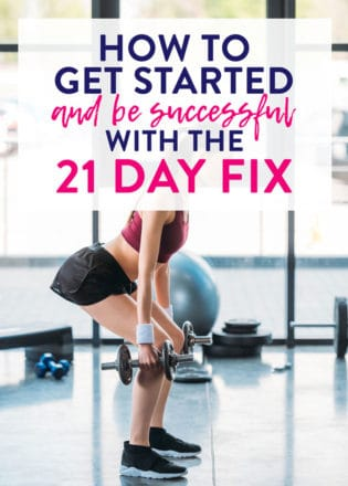 21 day fix success