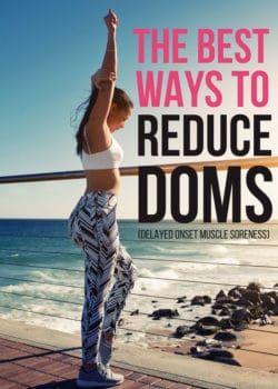 how to ease doms from working out