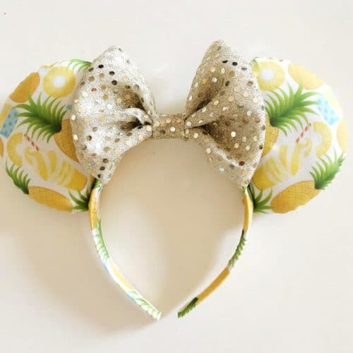 Dole whip mouse ears