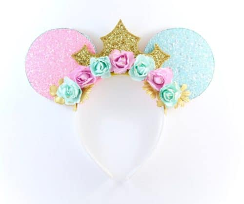 Sleeping Beauty Minnie Mouse Ears