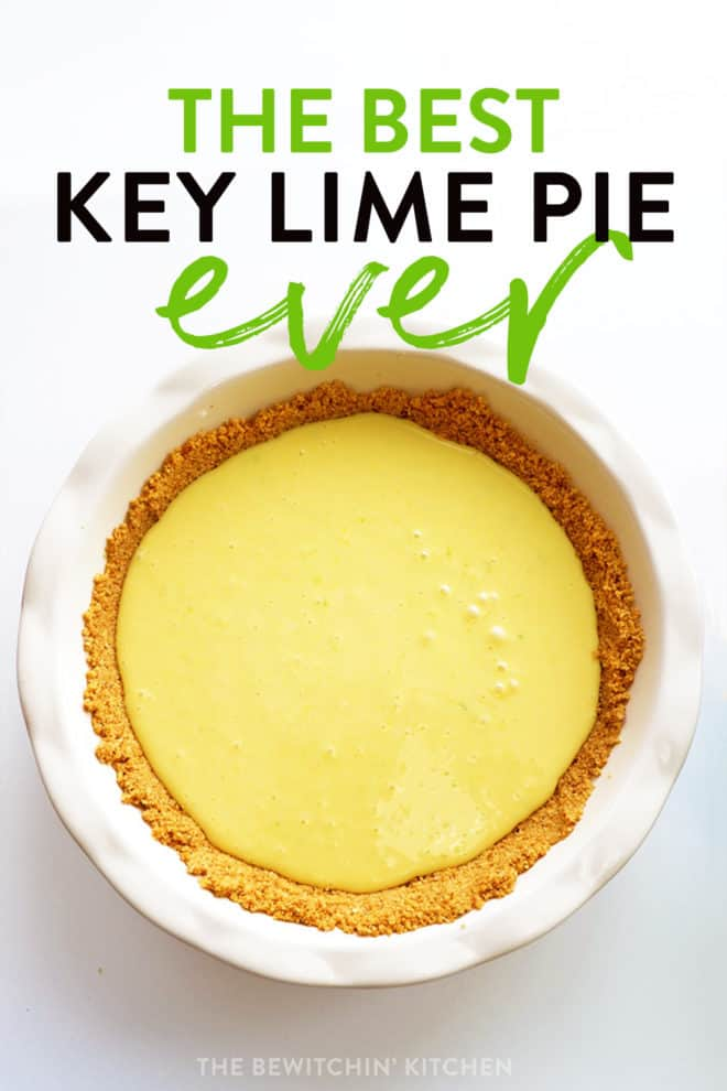 best ever key lime pie recipe