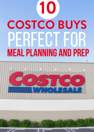 costco buys for meal planning