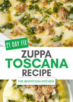 21 Day Fix Zuppa Toscana