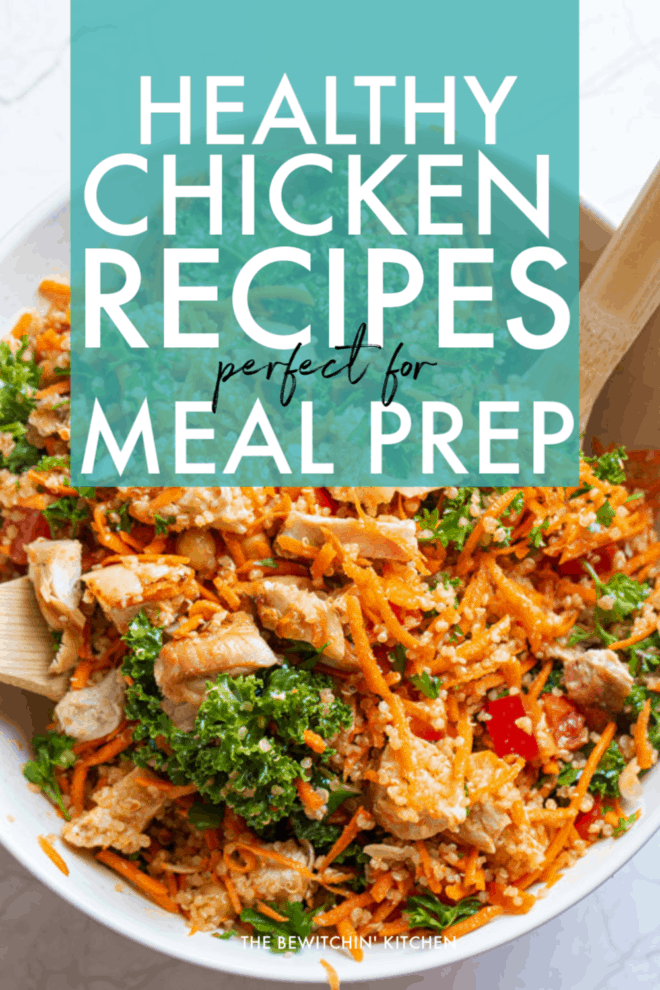 chicken recipes for meal prep