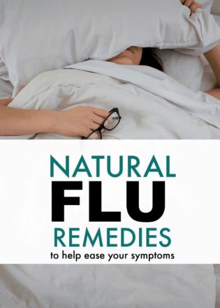 natural flu remedies to ease symptoms