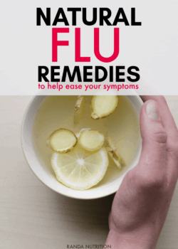 natural flu home remedies