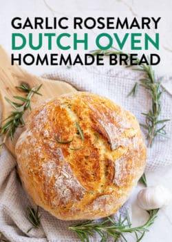 dutch oven herb bread