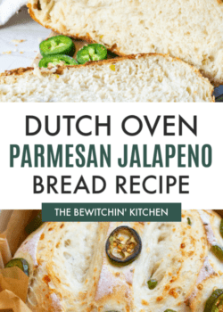 dutch oven parmesan jalapeno bread recipe