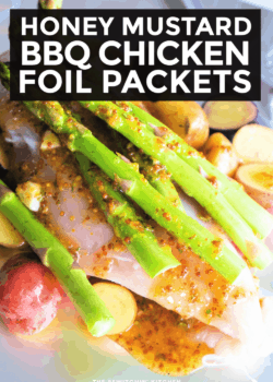 foil packet chicken