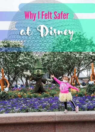 Why I Felt Safer at Disney